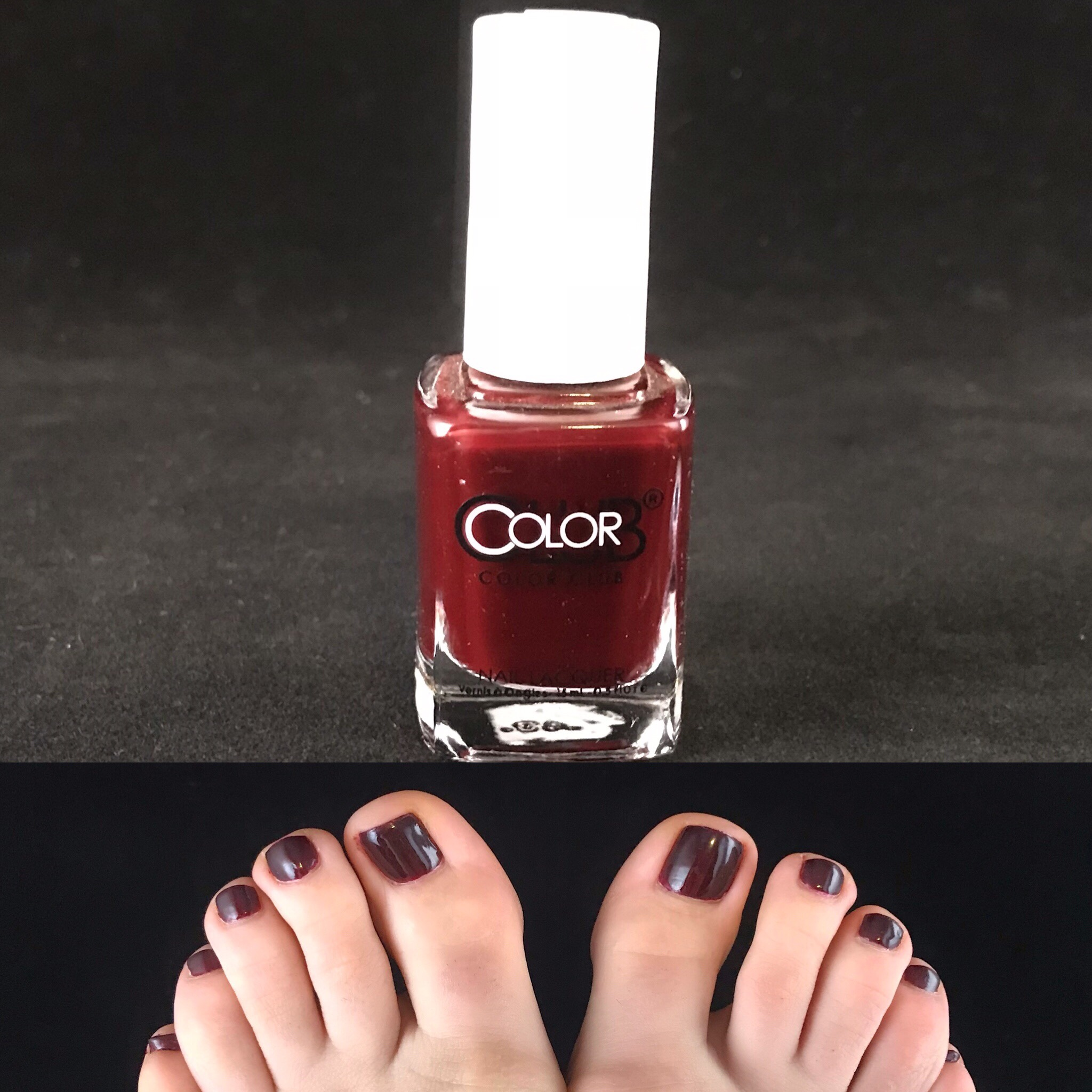 "Photo of Nail Lacquer in ""Feverish"" from Color Club"