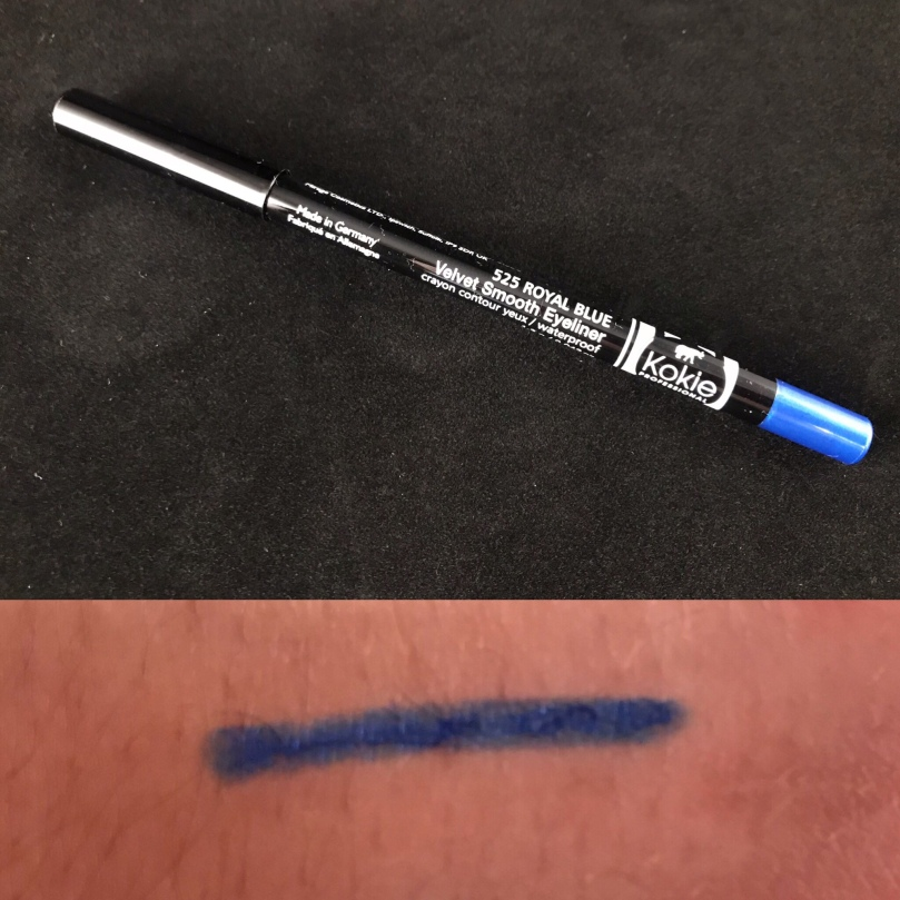 Photo of Waterproof Velvet Smooth Eyeliner in 525 Royal Blue from Kokie Cosmetics