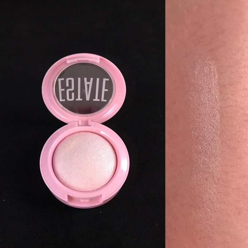 "Photo of Dew Me Baked Highlighter in ""Pearl"" from Estate Cosmetics"