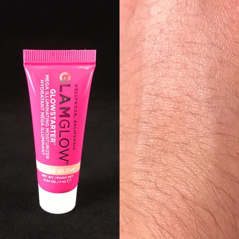 "Photo of sample size Glowstarter Mega Illuminating Moisturizer in ""Nude Glow"" from GlamGlow"