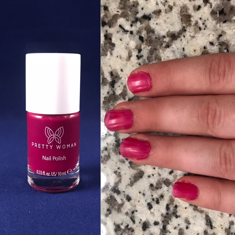 "Photo of ""Berry Wild"" Nail Polish from Pretty Woman NYC"