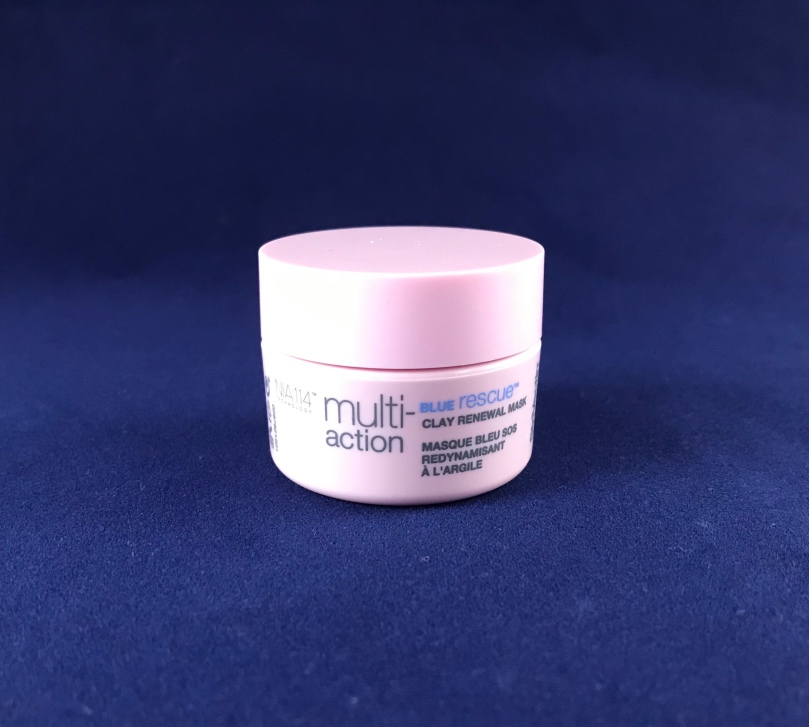 Photo of deluxe sample Multi-Action Blue Rescue Clay Renewal Mask from StriVectin