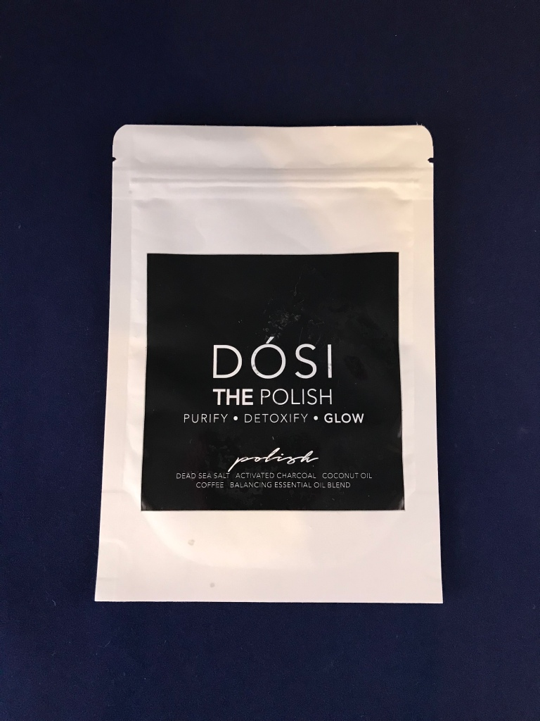 Photo of Purifying Body Polish from Dosi Blends